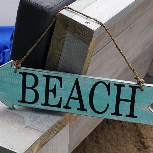Strandpartie-beach